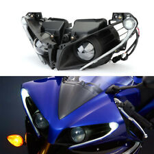 Motorcycle Front Headlight Lamp Assembly For Yamaha YZF R1 2012-2014 2013 YZF-R1