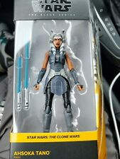 Star Wars Black Series Ahsoka Tano Clone Wars Trooper Exclusive Figure In Hand