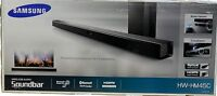 Samsung HW-HM45C Home Theater 2.1-Channel Wireless Dolby Digital Soundbar System