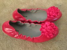 New L'Amour Girl size 4 Pink Ballet Flat Style Shoe