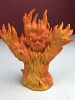 1982 TSR Advanced Dungeons & Dragons Fire Elemental Figure Toy