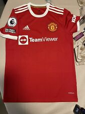 More details for manchester united 21/22 home shirt