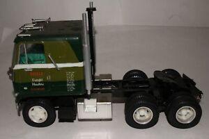 AMT MPC GMC Cabover Semi Truck Built Model, Original 1/24 Scale
