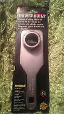 crank pulley holder