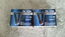 Relion Premier Test Strips 2 Boxes of 100 ea; Brand New Unopened.