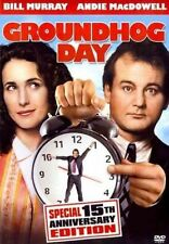 Groundhog Day 15th Anniversary Editio 0043396226456 DVD Region 1
