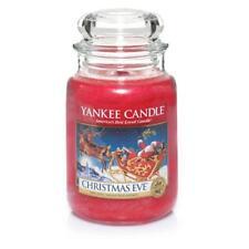 Yankee Candle Christmas Eve Large Jar FREE P&P