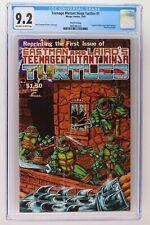 Teenage Mutant Ninja Turtles #1 - Mirage 1985 CGC 9.2 - 4th Print!