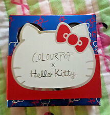 ColourPop x Hello Kitty Mama's Apple Pie Super Shock Shadow Eyeshadow Kit