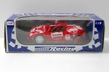 """Anson 1:18 Renault Sport Spider """"BABYBEL"""" red #16 ►NEW◄ MISB PERFECT NEVER REMOV"""