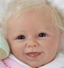 ❤️Reborn Doll Baby❤️ Custom Made From Moritz Kit By Linde Scherer❤Ready August