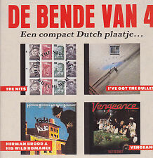 De Bende Van 4 -Met Herman Brood Promo  3 inch cd maxi single
