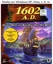Anno 1602 + New Islands New Adventures PC Game