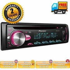 Pioneer DEH-S2000UI CD Radio MP3 Usb Aux Ipod Iphone Auto Stereo Mixtrax Android