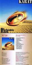 """Karat """"Die geschenkte Stunde"""" 13 Songs! Von 1995! Digital remastered! Neue CD!"""