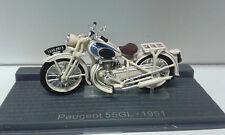 PEUGEOT 55GL 1951 BIKE MOTO ALTAYA IXO 1/24