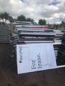 USED REAL ESTATE SIGNS (DIFFERENT SIZES AVAILABLE) 100's Available