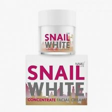 Snail White Concentrate Facial Cream Recommend for Dry Skin 50ml+Track