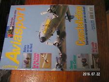 µ1? Revue Aviasport n°529 Sur trace de la Postale Constellation