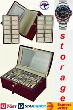 Luxury Display Watch storage Case for 24 watches -model: Watchpro-24 Series