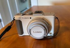 Panasonic LUMIX DMC-LX7 10.1MP Digital Camera - White. Excellent condition!