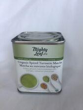 Mighty Leaf Org Spiced Turmeric Matcha Green Tea 1.5 oz BB 12/19 FREE SH A5