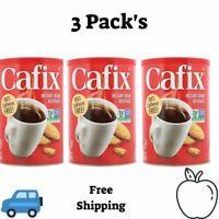 3 Pack's Cafix, Instant Grain Beverage, Caffeine Free, 7.05 oz (200 g)