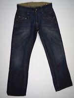 G-Star Jeans 'RADAR STRAIGHT' Dark Aged W30 L32 EUC RRP $289 Mens Boys