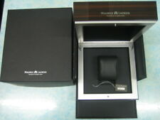 AUTHENTIC MAURICE LACROIX WATCH WOODEN BOXES
