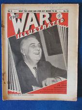 The War Illustrated Magazine - 28/3/1941 - Vol 4 - No 82 - WW2