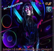 X-TREME MIX UP 6 -  SUMMER 2013 CD - 3 DJ MIXES (EXCLUSIVE CLUB REMIXES) LISTEN