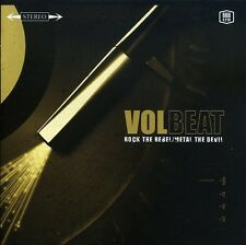 Volbeat - Rock the Rebel / Metal the Devil [New CD] Holland - Import