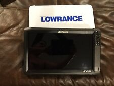 Lowrance Hds Carbon 16 Multifunction Display Cover Graph Glass Super Clean Mfd