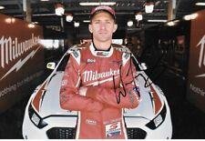 Will Davison SIGNED Milwaukee Racing V8 Supercar  Portrait