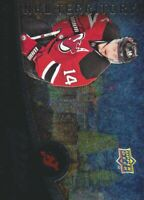 2016-17 Upper Deck MVP Hockey #318 Adam Henrique NHLT SP New Jersey Devils