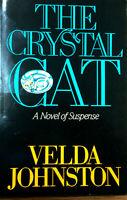 The Crystal Cat Johnston, Velda