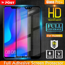 For Huawei P20 Pro P20 Lite Full Coverage 3D Tempered Glass Screen Protector