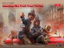 ICM 1/24 Camion Pompieri Americano Crew (1910 S) # 24006