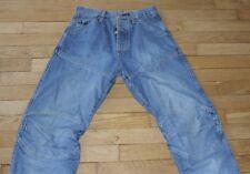 G - STAR  Jeans Homme W 27 - L 32 Taille Fr 36 SHORT CUT ELWOOD (Réf # V092)
