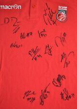 Autogramme BROSE BASKETS BAMBERG Basketball THEIS WANAMAKER MILLER No Trikot NBA