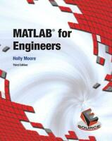 Matlab For Engineers  - by Moore