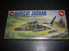AIRFIX  SEPECAT JAGUAR PLASTIC MODEL 1/72