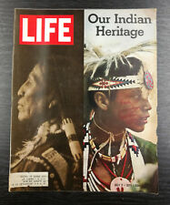 LIFE Magazine: Our Indian Heritage Special, July 2nd 1971