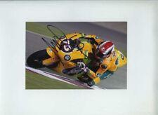 Mattia Pasini FTR Moto 2 Quatar GP 2011 Signed 2