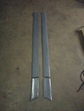 1985-1986 Ford 5.0 Mustang GT Body Side Moldings  Piece Stick-On Door 85 86 rub