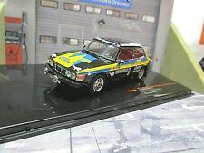 SAAB 99 EMS Rallye Schweden 1977 #1 Eklund Cederberg Branzells RAC298 IXO 1:43