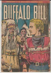 Australian Western Comic: Buffalo Bill #27 Horwitz Publications 1953