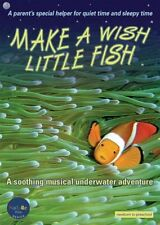 MAKE A WISH LITTLE FISH: VIRTUAL AQUARIUM BABY SLEEP RELAXATION w/SOOTHING MUSIC
