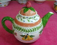 "Strata Group (Fresh N' Fruity) SIX CUP 6"" TEA POT Exc"