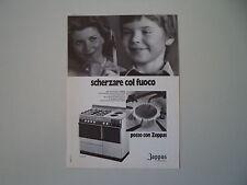 advertising Pubblicità 1972 CUCINA ZOPPAS MOD. 657